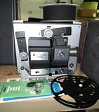 Bell and Howell Super 8 Movie Projector and Xtra Reel