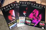4 Vintage Ferrari Automobilista Magazines