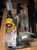 Gun Cleaning Kit, Panel Meter, Tools etc