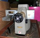 TDC Selectron Slide Viewer and Case Steamliner 500