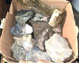Rocks from 73 year old Collection - from Lakewood Estate - 23lbs