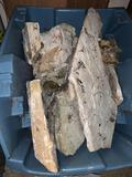 Rocks from 73 year old Collection - from Lakewood Estate - 94lbs