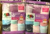 2 New Packages of Girls Underwear size 14