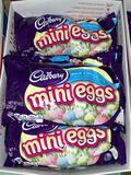 10- bags of Cadbury Mini eggs (10 oz Bags) - In date