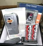 Lot of Digital and Mini Tape Recorders