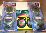 3 New Pairs of Light up Scooter Wheels