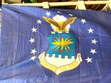 2 United States Air Force Flags 50