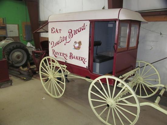 Bakery Wagon
