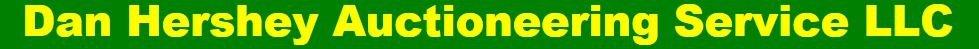 Dan Hershey Auctioneering Service LLC