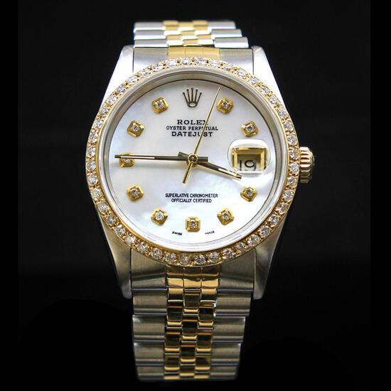 Certified Exquisite Jewelry & Watch-Liquidation!