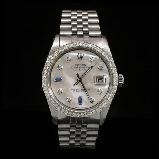Certified Exquisite Jewelry & Watch-Liquidation!