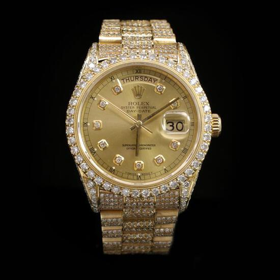 Certified Luxury Jewelry & Watch-Blowout Sale!
