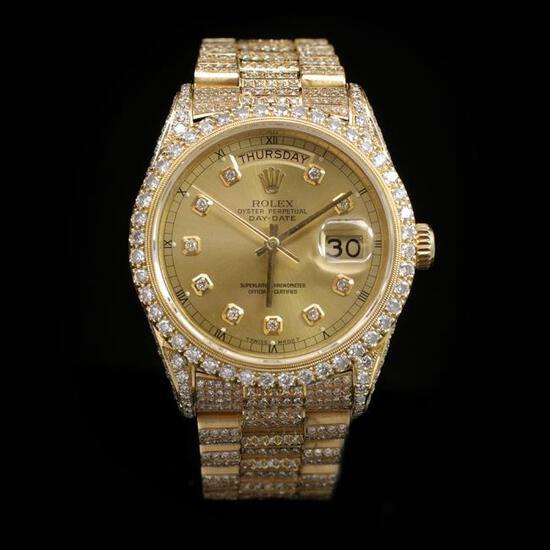 Certified Exquisite Jewelry & Watch-Huge Sale!