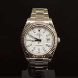 Rolex Stainless Steel Datejust II 40mm Men's Wristwatch