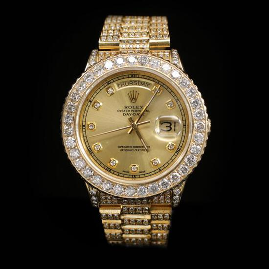 Certified Exquisite Jewelry & Watch-Blowout Sale!