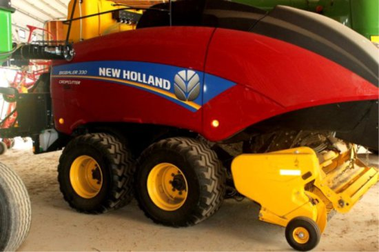 New Holland 330 Bigbaler
