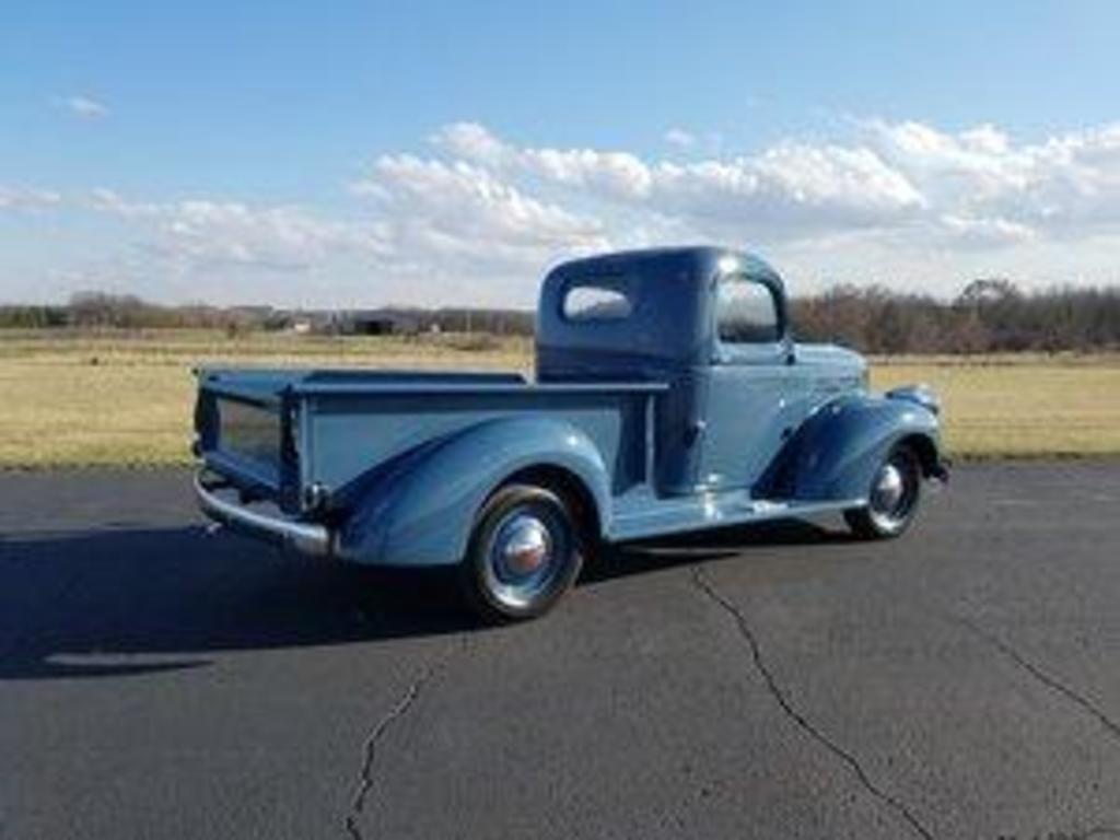 Lot: 1942 Chevrolet Truck VIN:2131401466 | Proxibid Auctions