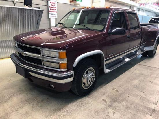 1998 Chevrolet Silverado 3500 Dually