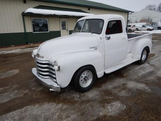 1950 Chevrolet 3100 Stepside Pickup