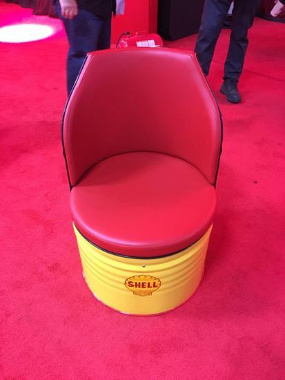 Shell 55 Chair
