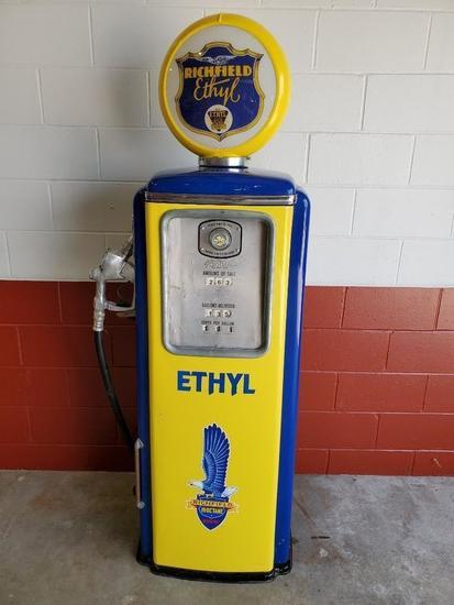 Richfield Ethyl Gas Pump