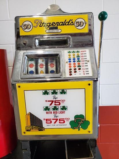 Fitzgerald's Slot Machine
