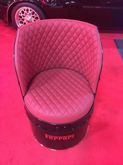Ferrari 55 Gallon Chair