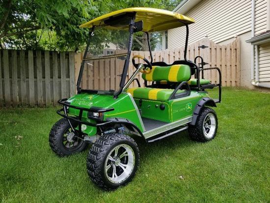 2000 Club Car DS Gas Golf Cart