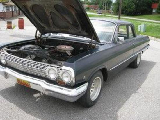 1963 Chevy Bel Air