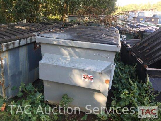 2 Yard Front Load Dumpster