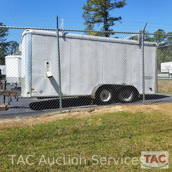 2005 Haulmark Enclosed Trailer