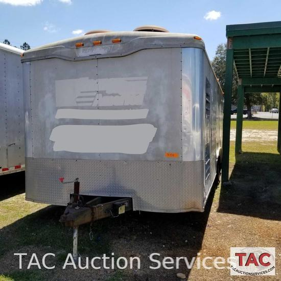 2002 Haulmark Enclosed Trailer
