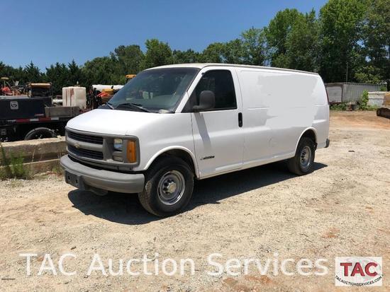 2001 Chevrolet Express Cargo 3500
