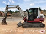 2013 Takeuchi TB285 Mini Excavator