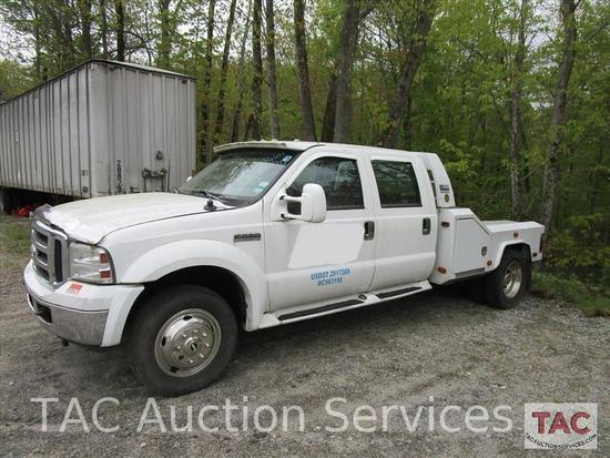 1999 Ford F550