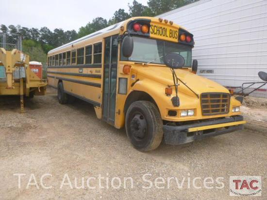 2006 Blue Bird Vision Bus