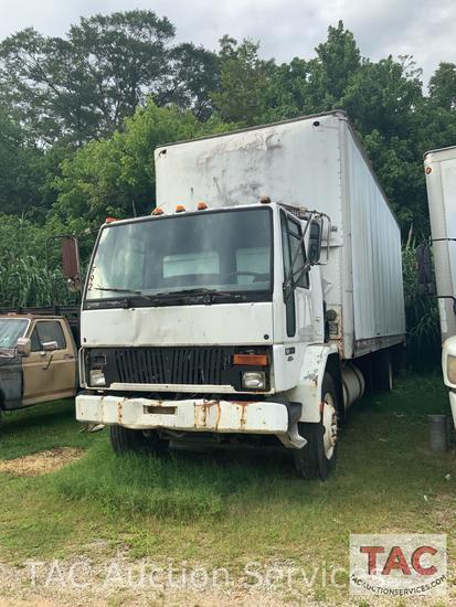 1992 Ford CF7000 Box Truck