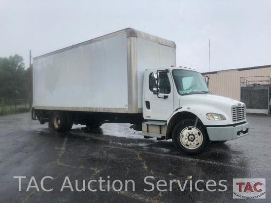 2007 Freightliner Business Class M2 Box Truck