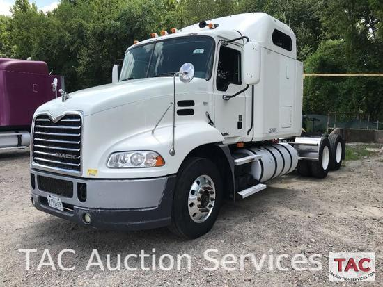 2009 Mack Pinnacle CXU