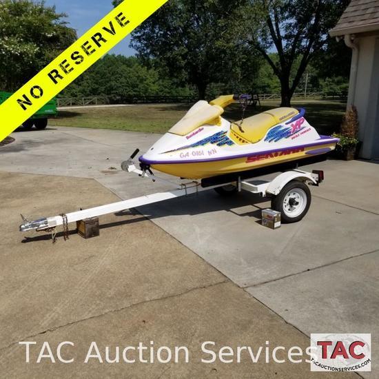 1995 Sea Doo XP Jet Ski