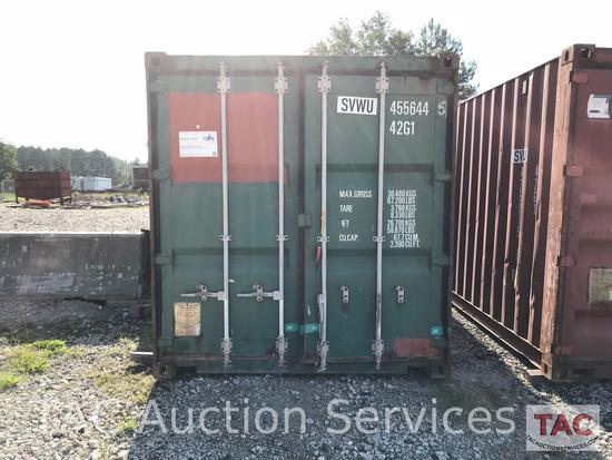 40 Foot Cargo Container