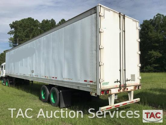 2000 Great Dane 53 Foot Dry Van Trailer