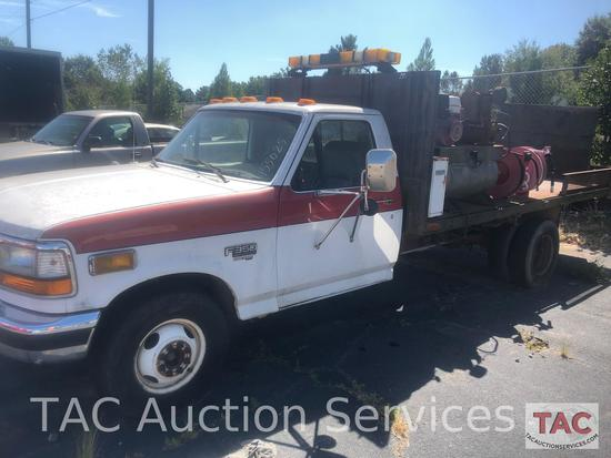 1996 Ford F-350 Flatbed