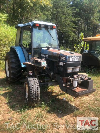1977 Ford 6640 Tractor