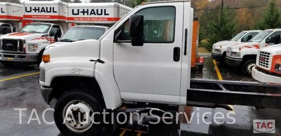 2005 GMC C5500 26' Cab and Chassis