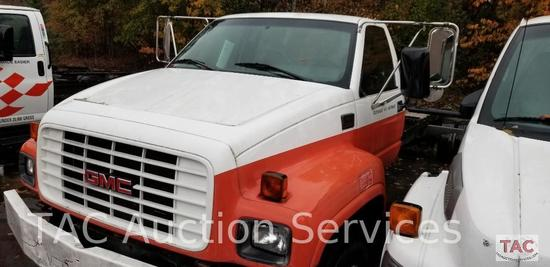 2000 GMC C5500 26' Cab and Chassis