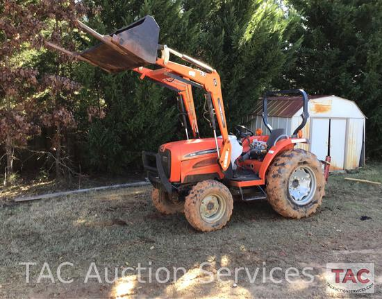 Agco ST34A Tractor