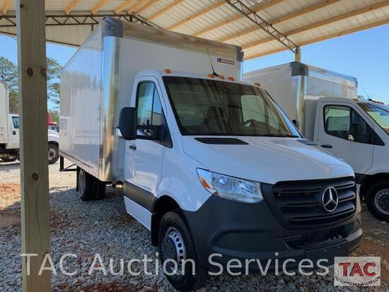 2019 Mercedes-Benz 3500 15FT Box Truck