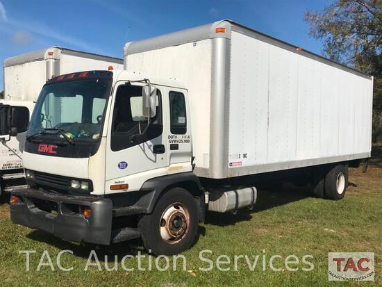 2005 GMC Box Truck