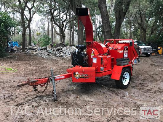 2014 Morbark Beever M8D Towable Wood Chipper